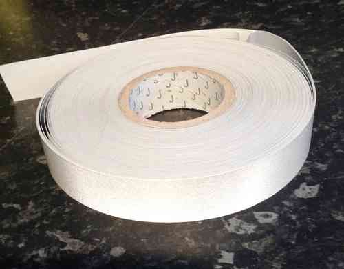 25mm Cloth Hi Visibility Reflective Tape x 2 mtrs
