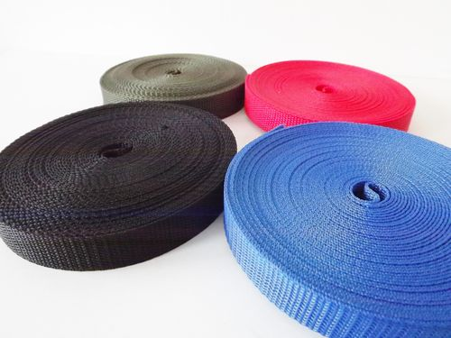 20mm Webbing x 10 metres made from Polypropylene