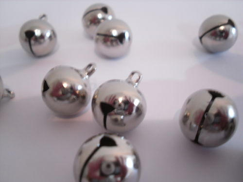 16mm Cat Dog Jingle Bell pack of 10